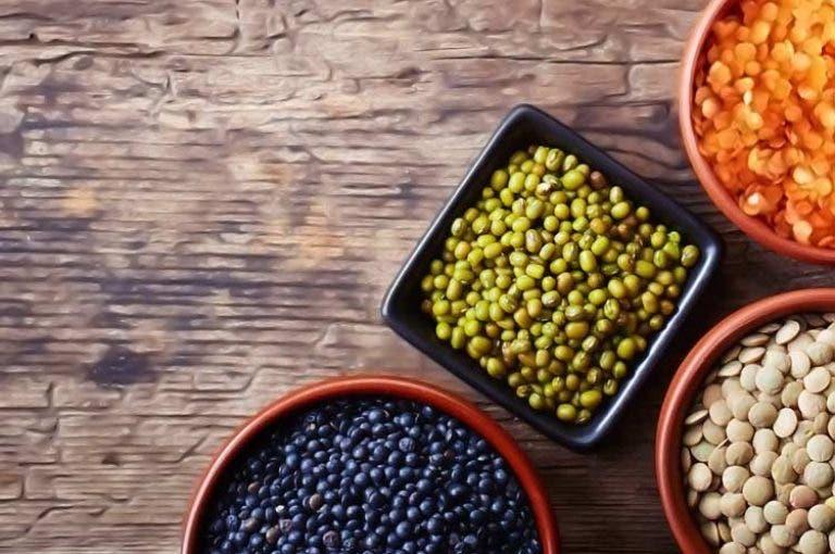 Los 6 alimentos que más lectinas tienen