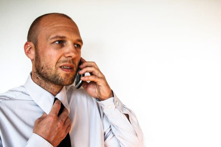 Buscar contactos vía web para conseguir trabajo