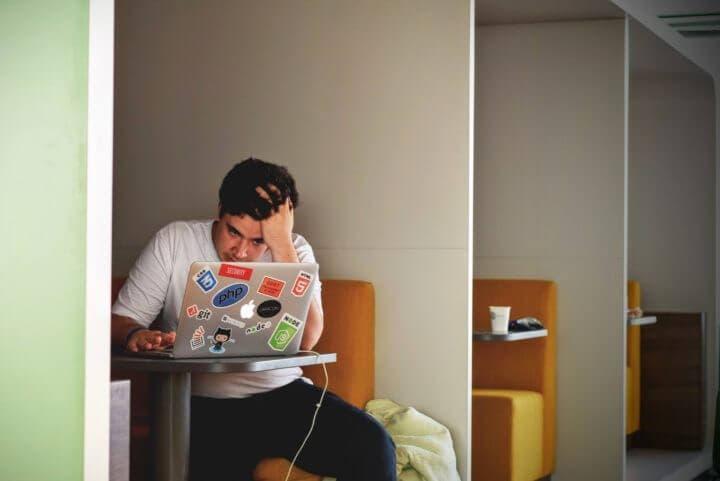 La realidad de buscar trabajo vía online