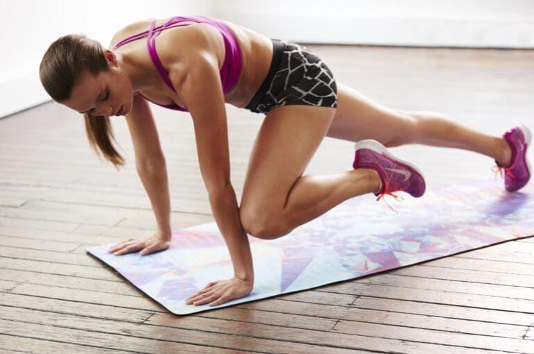 La rutina que más rápidamente quemará grasa de tu cuerpo