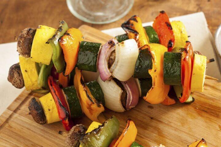 Comidas creativas con verduras