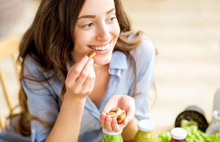 Importancia de consumir vitamina E