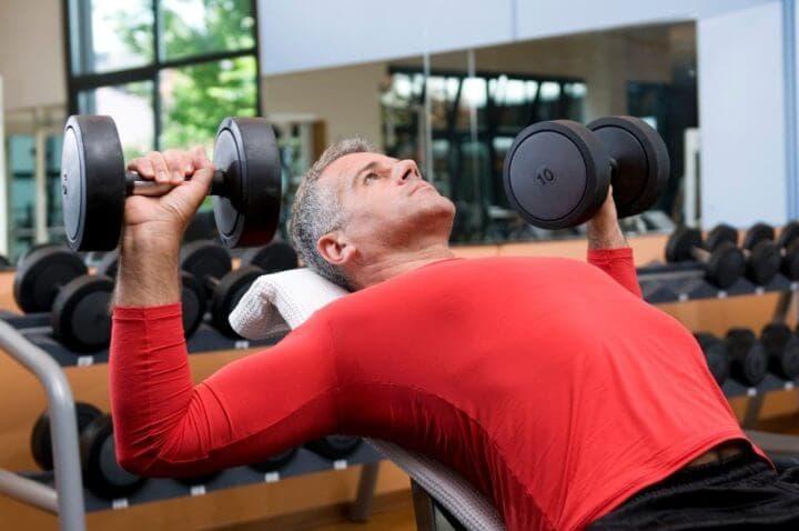 Consejos de entrenamiento para mayores de 40 años