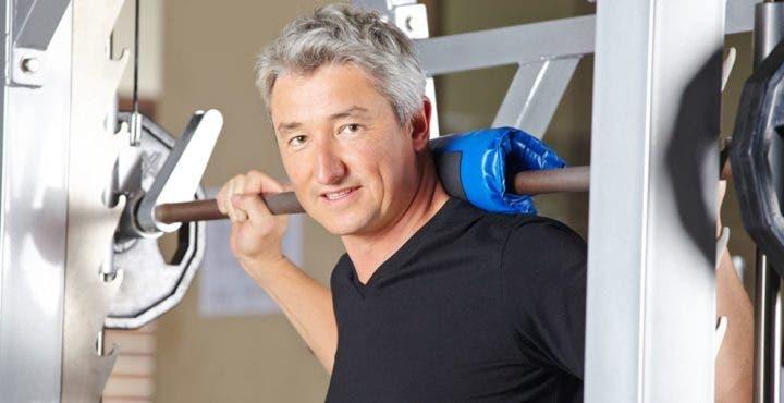 Cómo se debe entrenar con 40 años