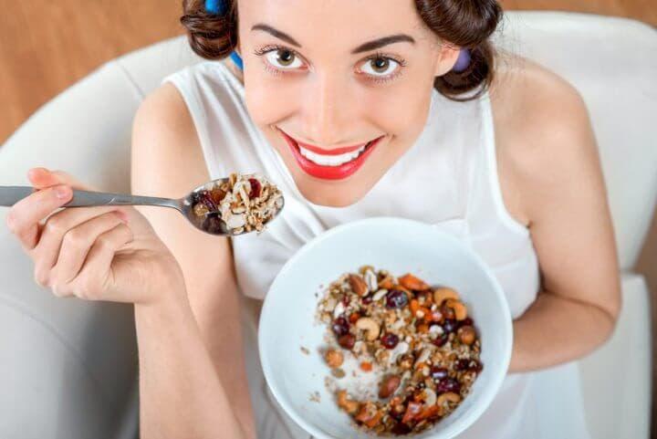 Los mejores alimentos con vitamina E