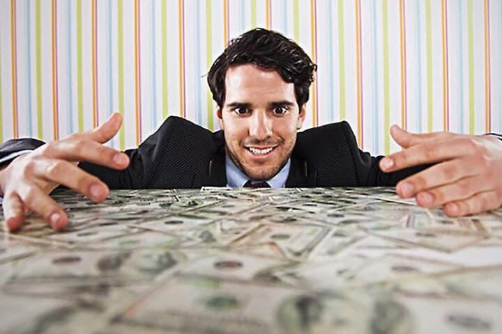 Pasos para hacerse millonario