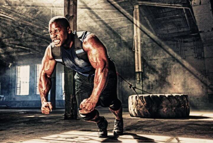 El HIIT mejora la resistencia física y la masa muscular