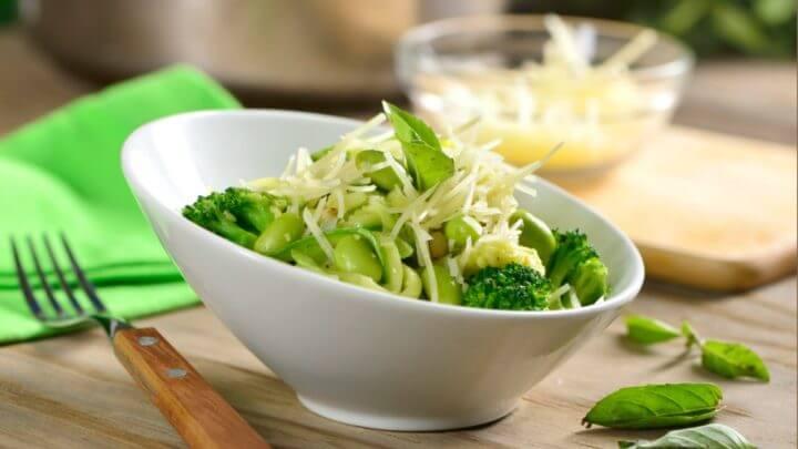 Las mejores opciones para comer verduras