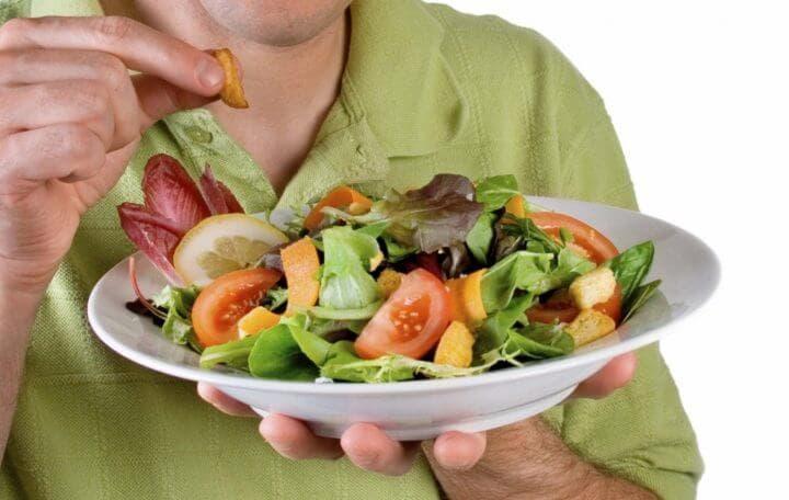 Consumir verduras de forma creativa