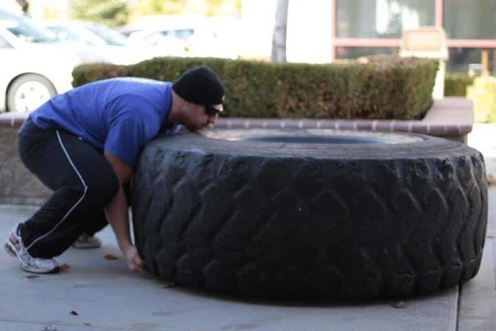 ¿Son eficaces los volteos de neumáticos?