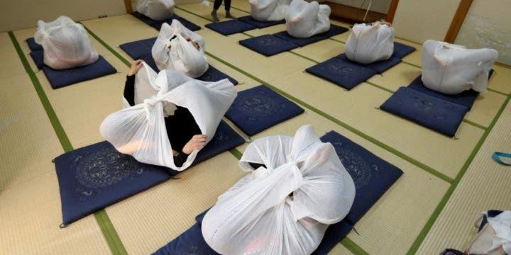 Otonamaki la extraña técnica japonesa para reducir el estrés