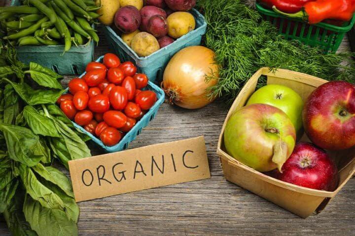 Los alimentos orgánicos no adelgazan