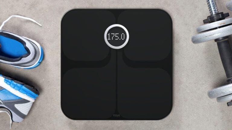 Báscula digital Fitbit Aria