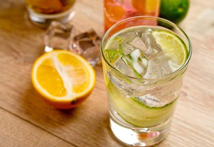 Bebidas sencillas de hacer bajas en calorías