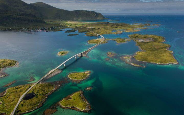 Sitios de Noruega que debes visitar obligatoriamente
