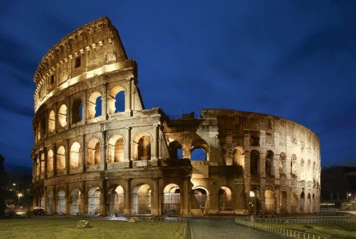 Visitar el Coliseo romano antes de morir