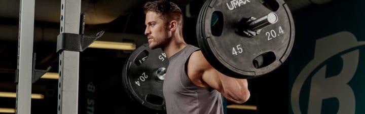 Mejores ejercicios para ganar masa muscular