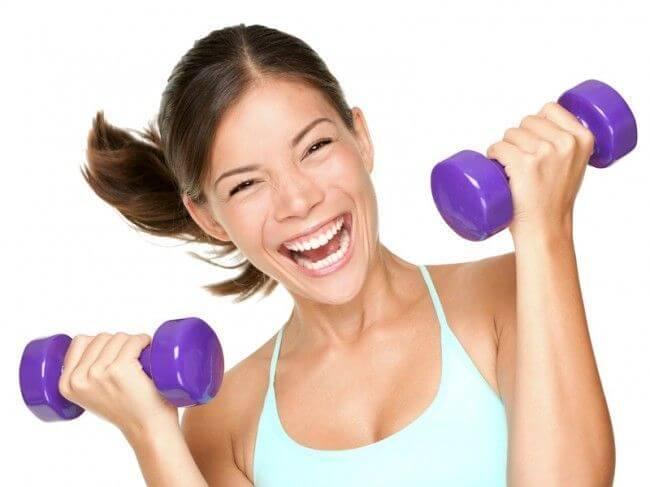 El levantamiento de pesas es un buen sistema para tratar la depresión