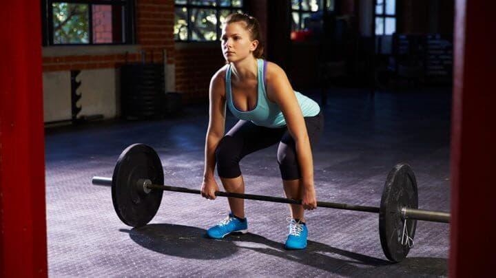 Las pesas mejoran tu salud mental