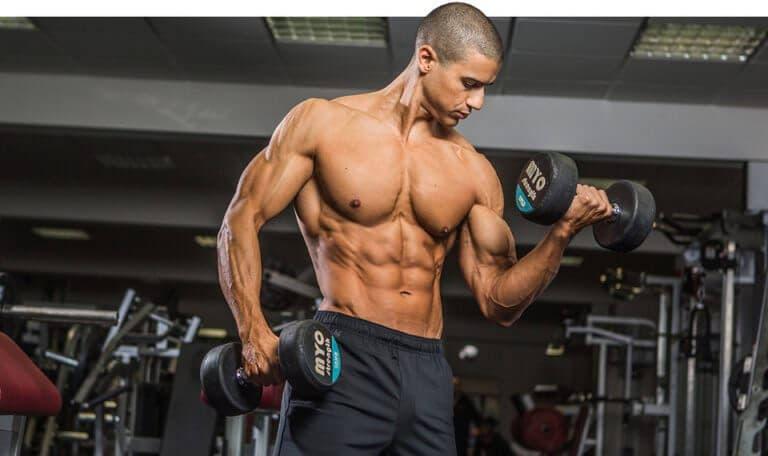 Cómo ganar más masa muscular