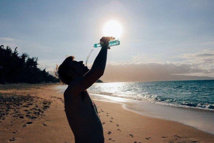¿Cómo deben hidratarse los runners?