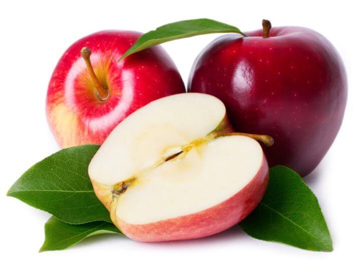 Manzanas para ir en contra del estreñimiento