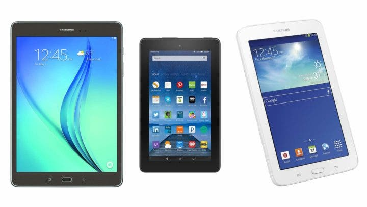 ¿Cuáles son las mejores tablets?