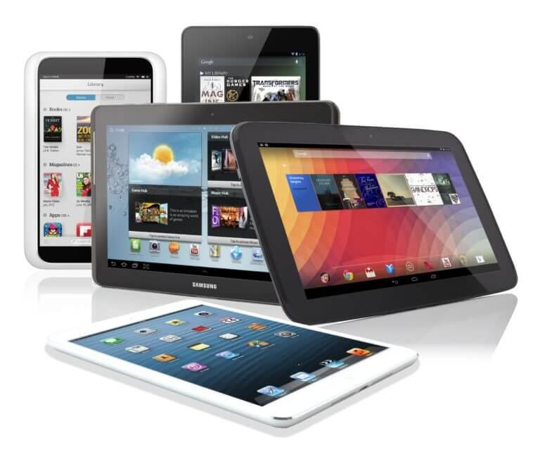 Las mejores tablets de Amazon