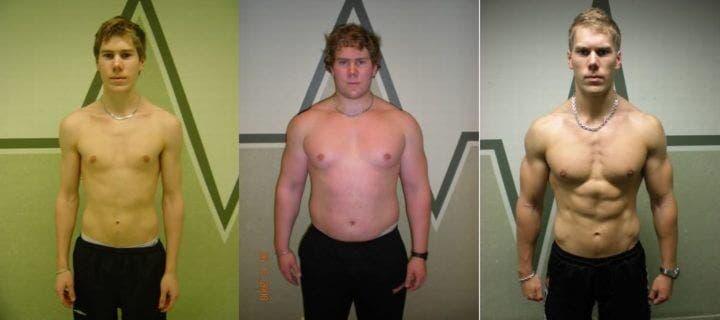 Entrenar con pesas mejora el metabolismo