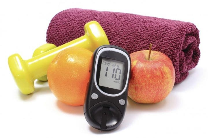 Levantar pesas ayuda a reducir el riesgo de diabetes tipo II