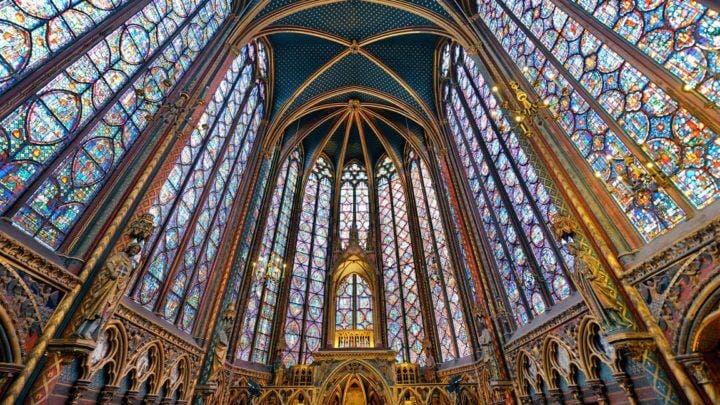 Conocer la Saint Chapelle antes de morir