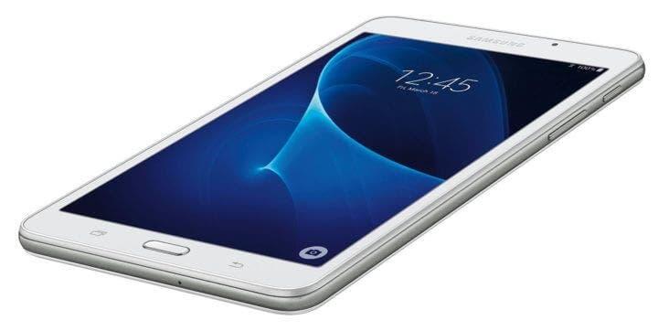 Tablet Samsung Galaxy Tab A simple