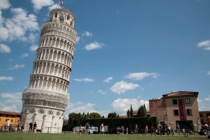Visitar lugares asombrosos de Italia a lo largo de tu vida