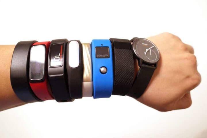 Los mejores wearables para registrar tu actividad