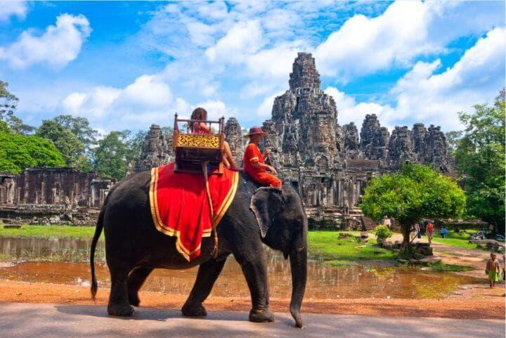 Turismo en Camboya