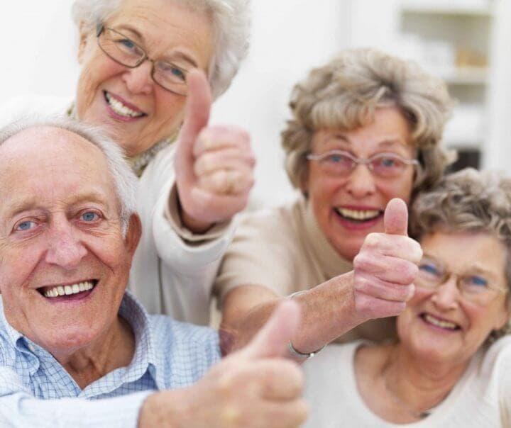 Envejecer te hace más positivo