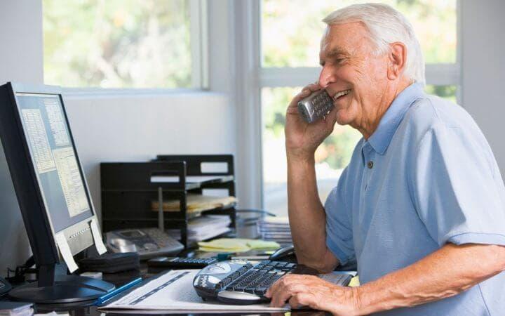 Trabajar siendo mayor previene el Alzheimer