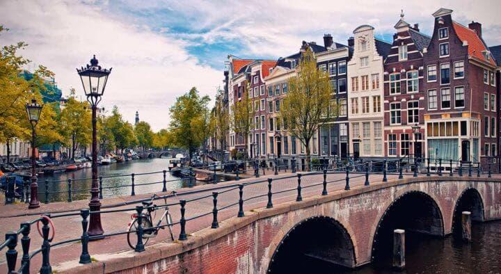 El dinamismo de Amsterdam