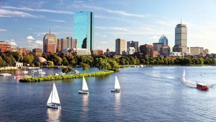 Los edificios más altos de Boston