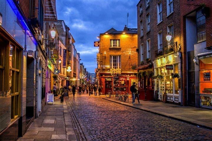 Vivir en la ciudad de Dublín