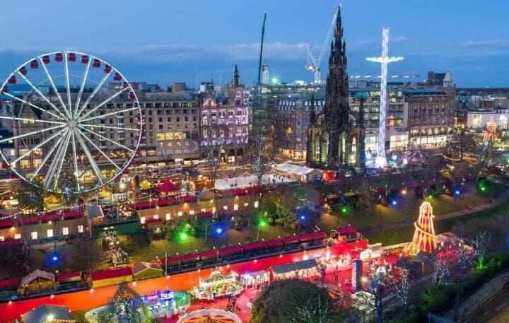 Conocer la ciudad de Edimburgo