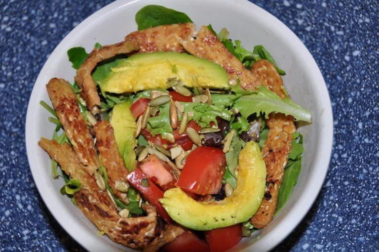 Las mejores ensaladas proteicas