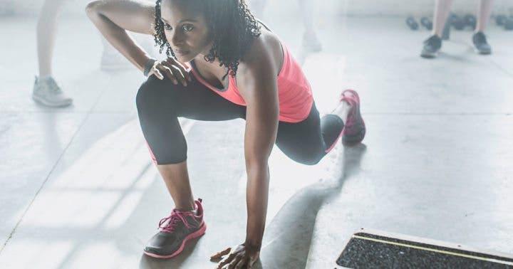 Rutina HIIT para incrementar el metabolismo