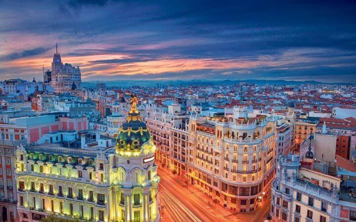 Conocer la ciudad de Madrid