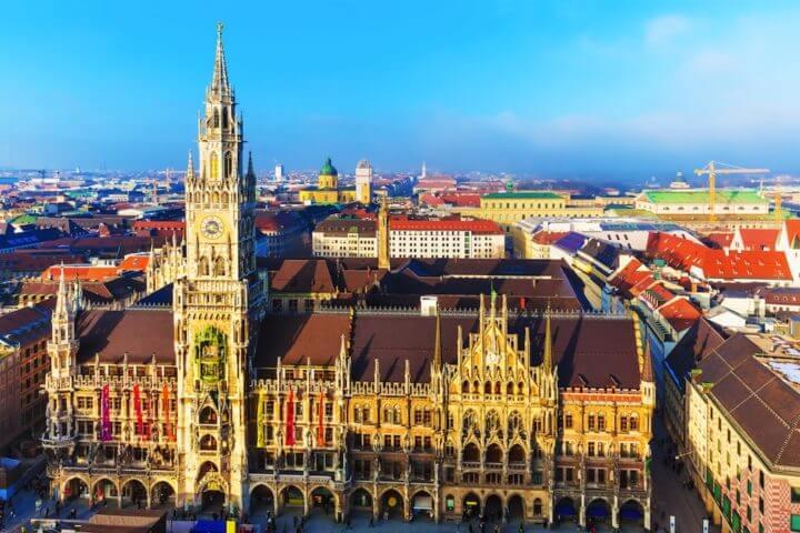 Conocer la ciudad de Munich