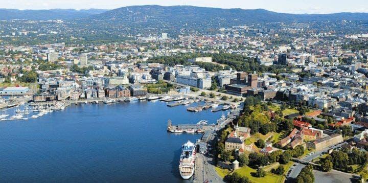 El dinamismo de la ciudad de Oslo