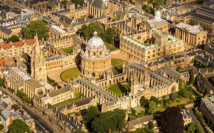 El estilo de vida activo en Oxford