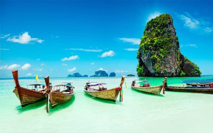 Conocer Tailandia por poco dinero