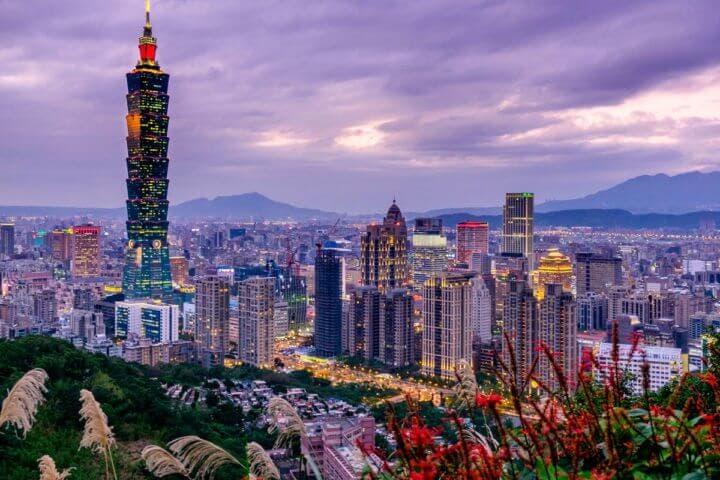 Vivir en una ciudad de rascacielos altos
