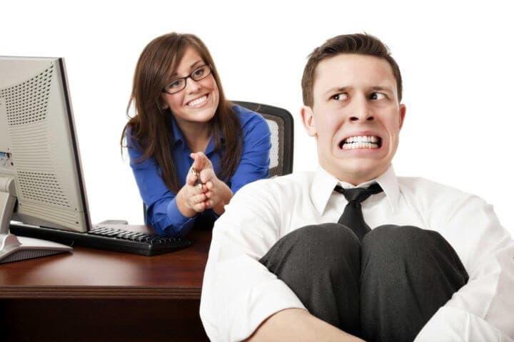 Estrés de segunda mano en el trabajo